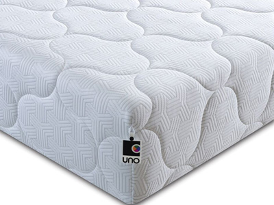 Breasley Uno Pocket 1000 4FT Small Double Mattress