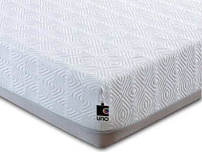 Breasley Uno Memory Pocket 1000 6FT Superking Mattress