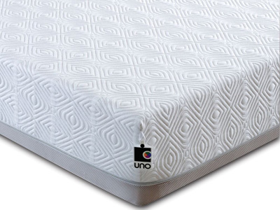 Breasley Uno Pocket Memory 2000 4FT Small Double Mattress