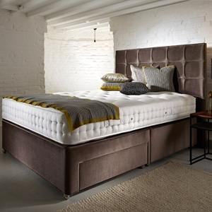 Relyon Woolstack 3FT Single Divan Bed