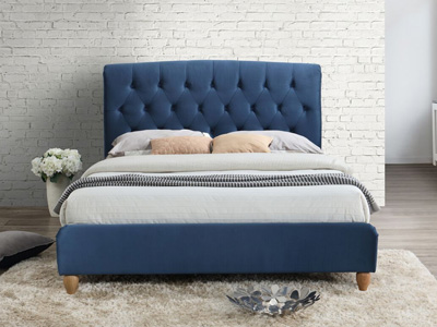 Birlea Brompton  Fabric Bed