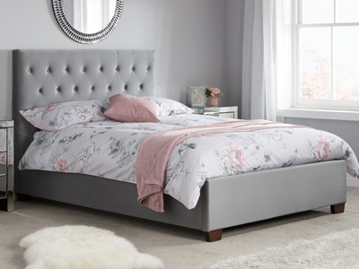 Birlea Cologne  Fabric Bed