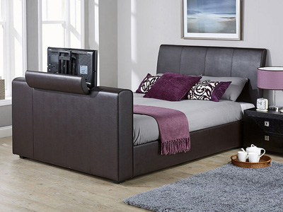 Milan Bed Company Brooklyn 4FT 6 Double TV Bed