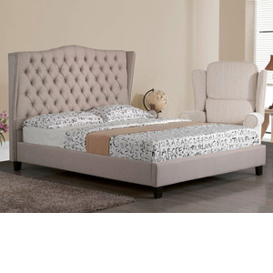 Sweet Dreams Bedford 5FT Kingsize Fabric Bedframe