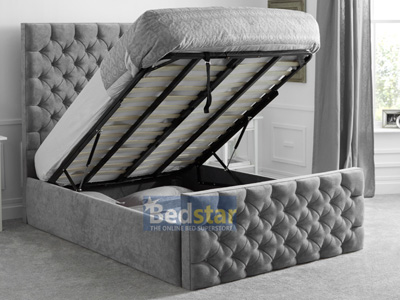 Star Ultimate Kensington 4FT 6 Double Ottoman Bed