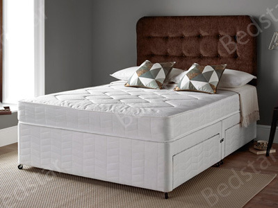 Giltedge Beds Rimini 4FT Small Double Divan Bed