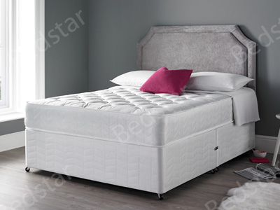 Giltedge Beds Canterbury 4FT Small Double Divan Bed