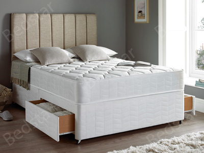 Giltedge Beds Elerby 4FT 6 Double Divan Bed