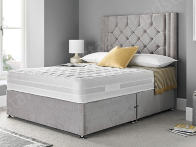 Giltedge Beds Enchantment 4FT 6 Double Divan Bed