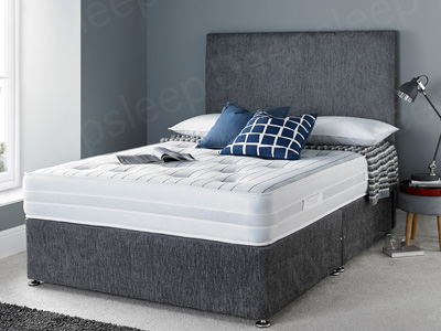 Giltedge Beds Harmony 4FT Small Double Divan Bed