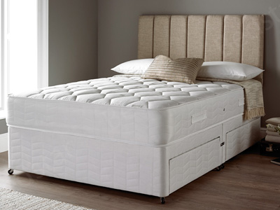 Giltedge Beds Wentworth 4FT Small Double Divan Bed