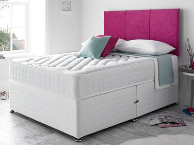 Giltedge Beds Pembroke 4FT 6 Double Divan Bed