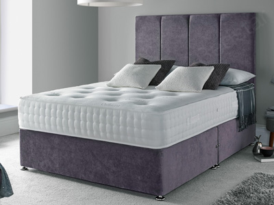 Giltedge Beds Wyton 2000 4FT 6 Double Divan Bed