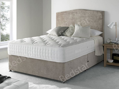 Giltedge Beds Cranwell 1500  Divan Bed