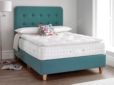 Giltedge Beds Catterick 3000 4FT Small Double Divan Bed