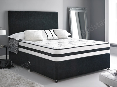 Giltedge Beds Mayfair 4FT 6 Double Divan Bed