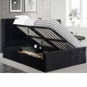 Birlea Portobello 4FT 6 Double Ottoman Bed