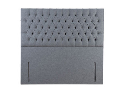 Alexander & Stone Evanton 5FT Kingsize Fabric Headboard