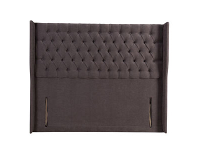 Alexander & Stone Haxby Wing 4FT 6 Double Fabric Headboard