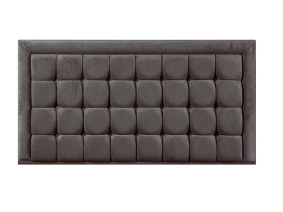 Giltedge Beds Baltimore 4FT 6 Double Fabric Headboard - On Struts