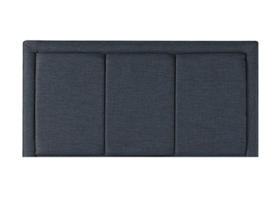 Giltedge Beds Paris 3FT Single Fabric Headboard - On Struts