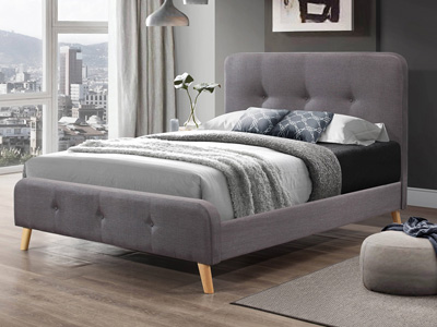 Flair Nordic  Fabric Bed