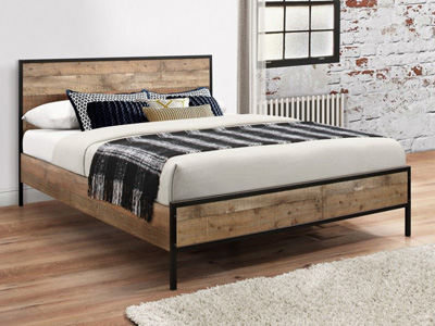 Birlea Urban 5FT Kingsize Wooden Bedstead