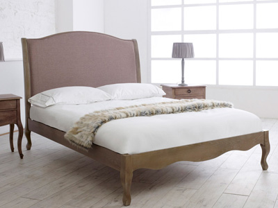 Limelight Beds Genevieve 4FT 6 Double Wooden Bedstead