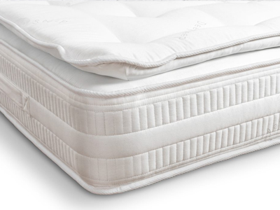 Giltedge Beds Pillowtop Pocket 1000 6FT Superking Mattress