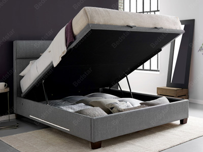 Kaydian Design Chilton 5FT Kingsize Ottoman Bed