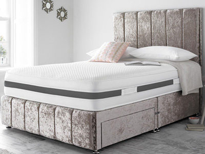 Giltedge Beds Pall Mall 6FT Superking Divan Base