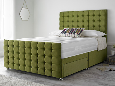 Giltedge Beds Highbury 6FT Superking Divan Base