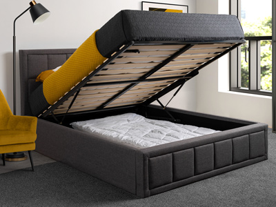 Sweet Dreams Sia 4FT 6 Double Ottoman Bed