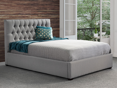 Sweet Dreams Layla 4FT 6 Double Fabric Bed