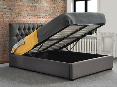 Sweet Dreams Layla 4FT 6 Double Ottoman Bed