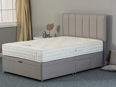Sweet Dreams Antoinette 4FT 6 Double Divan Bed