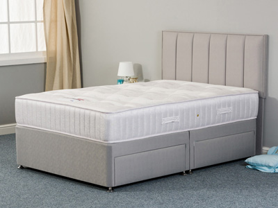Sweet Dreams Pixie Ortho 4FT Small Double Divan Bed