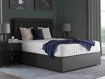 Relyon Heritage Marquess 6FT Superking Divan Bed