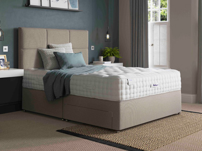 Relyon Classic Pashmina 2300 Elite 4FT Small Double Divan Bed