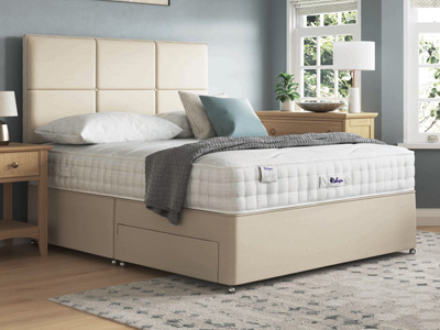 Relyon Classic Memory 950 Elite 4FT 6 Double Divan Bed