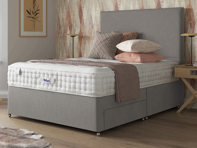 Relyon Classic Memory  1450 Elite 4FT Small Double Divan Bed