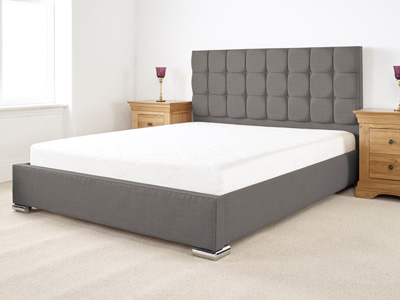 Truffle 5FT Kingsize Fabric Bedframe