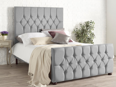 Aspire Craft 6FT Superking Fabric Bedframe