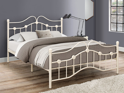 Birlea Canterbury  Metal Bed