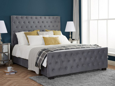 Birlea Marquis  Fabric Bed
