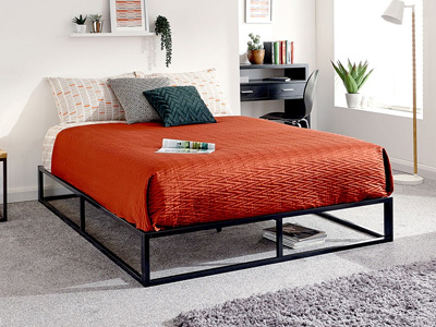 Milan Bed Company  Platform Base