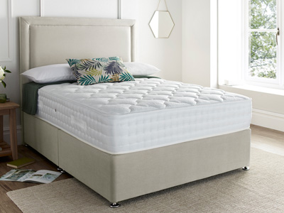 Giltedge Beds Majestic Hibernate 1000  Divan Bed