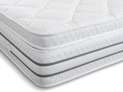 Giltedge Beds Cloud 3000 4FT 6 Double Mattress