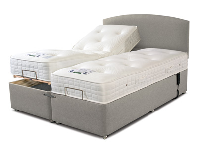 Sleepeezee Pocket  6FT Superking Adjustable Bed