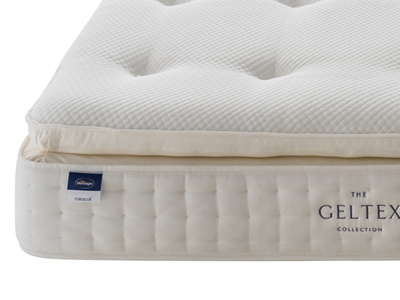 Silentnight Panache Carme Miracoil Geltex  Mattress